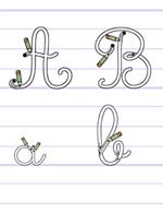 alphabet_cursive