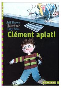 Couverture Clément aplati
