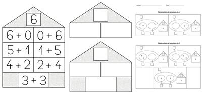 maison nombres