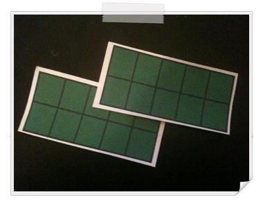 Cartes 1 Dizaine/10 Unités