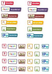 Etiquettes DS